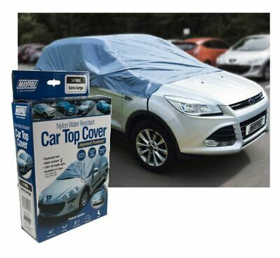Maypole Car Top Cover Estate Water Resistant Nylon Frost Protection 300x120x50