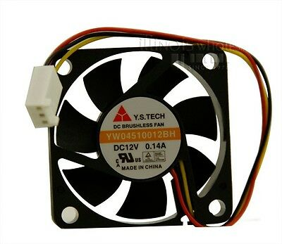 NCR 7402 Fan Service Assembly, 497-0453355 [Set of Two Fans]