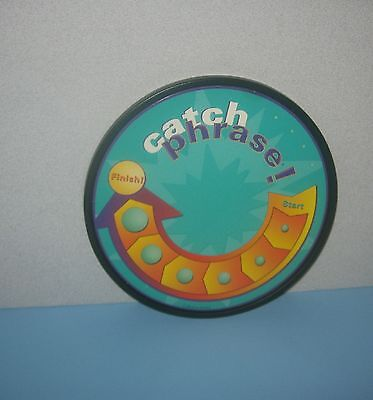 Catch Phrase Electronic Timer Buzzer Replacement Game Part 1994 Parker Brothers