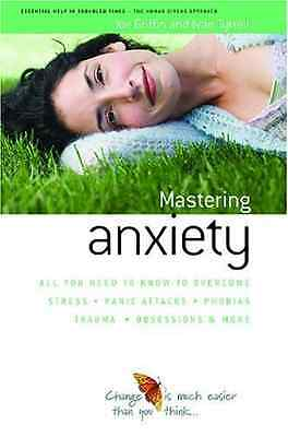 How to Master Anxiety: All You Need to Know to Overcome - Paperback NEW Griffin,