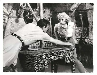 "LUCILLE BALL & DESI ARNAZ in ""Forever Darling"" Original Vintage Photograph 1956"