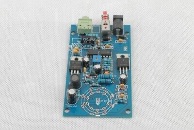 Magic eye VU meter Indicator tube PCB assembled without tube and socket nixie