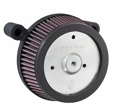 Arlen Ness Stage 1 Big Sucker Air Cleaner for 99-01 Harley FLH EFI -Natural