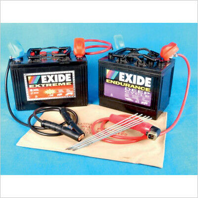 Piranha 12V Or 24V Car Battery Operated Portable Welding Kit - Arc 4Wd Offroad