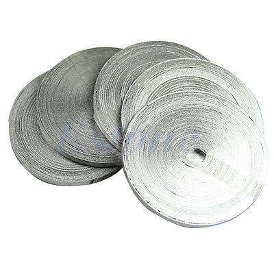 10Rolls Magnesium Ribbon High Purity Lab Chemicals 99.95% 25g New