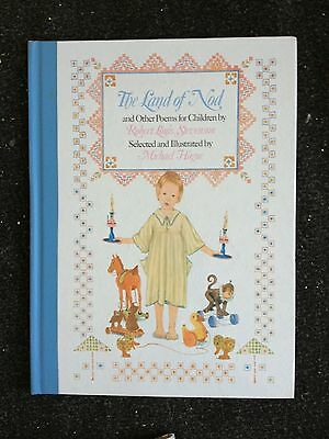 The Land of Nod & Other Poems for Children Robert Louis Stevenson Michael Hague