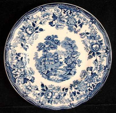 Royal Staffordshire TONQUIN BLUE Bread & Butter Plate GREAT CONDITION