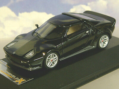 Stunning Premium X Resin 1/43 New Lancia Stratos 2010 Concept In Black Pr0141