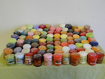 Yankee Candle - Votive - You Choose,  Many Scents,   List  #1  NEW
