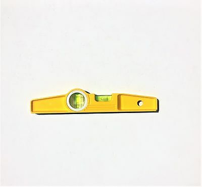 "10"" (250mm) Torpedo Magnetic Level. 3 strong maganets"