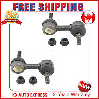 2x REAR LEFT & RIGHT STABILIZER SWAY BAR LINK KIT QUEST 2004-2009 K80257