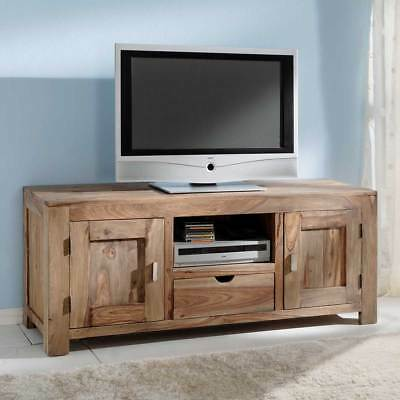 sideboard tv hifi 180x45x45 massiv holz bali schrank lowboard regal sheesham neu eur 389 00. Black Bedroom Furniture Sets. Home Design Ideas