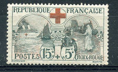 Promo / Stamp / Timbre France Neuf Croix Rouge N° 156 * Cote 170 €