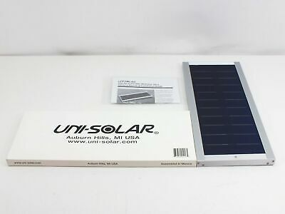 Uni-Solar US-5 12-Volt 5-Watt Battery Trickle Charger Solar Panel Car-Boat-Truck