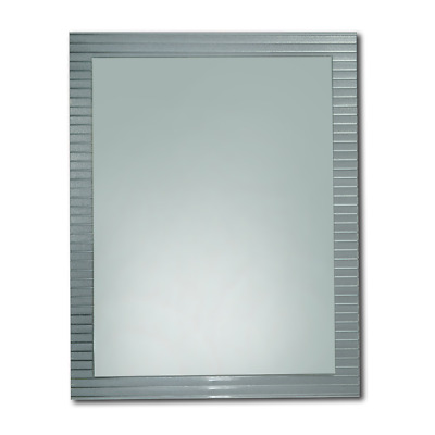 BATHROOM ART MIRROR 600mm x 750mm BEVELED EDGE E045-600