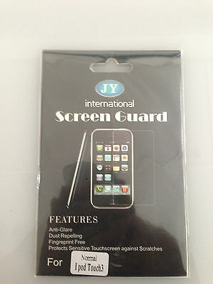 JY International Screen Guard For Normal iPod Touch 3