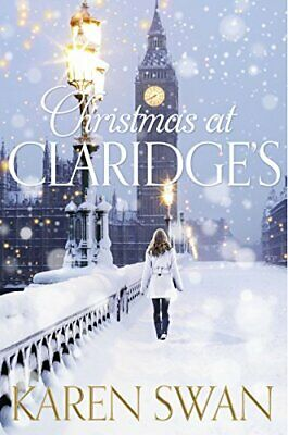 Christmas at Claridge's by Swan, Karen Book The Cheap Fast Free Post