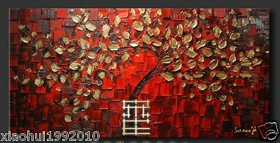Large canvas No framed Modern hand-painted Art Oil Painting Wall Decor