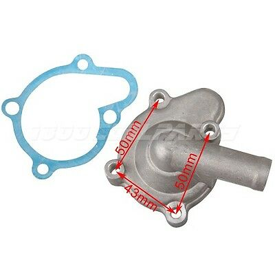 Pump Gasket Cover for 250cc Water Cooled Engine Go Kart Moped Scooter Dune Buggy