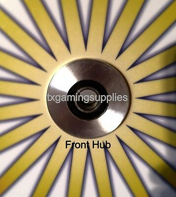 Aluminum Bearing Hub Build your Own Prize Wheel Replacement Parts & Accessories