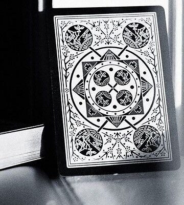 Bicycle Ellusionist Tally-Ho Viper FAN Back US Playing Cards Poker Magic New