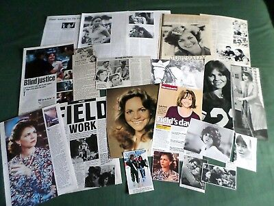 Sally Field - Film Star -  Clippings-Cuttings Pack