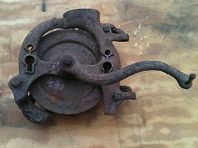 Vintage Antique A. H. Patch Corn Sheller,1887,Cast Iron Metal