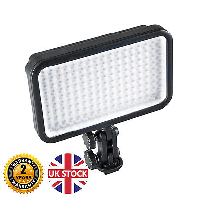Camera LED170 LED Panel Portable Video Light DSLR DV Film interview A+