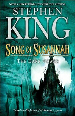 The Dark Tower: Song of Susannah Bk. 6, King, Stephen Paperback Book The Cheap