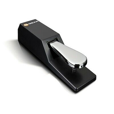 New M-Audio SP-2 Sustain Pedal w/Piano Style Action for Keyboards Free Shipping