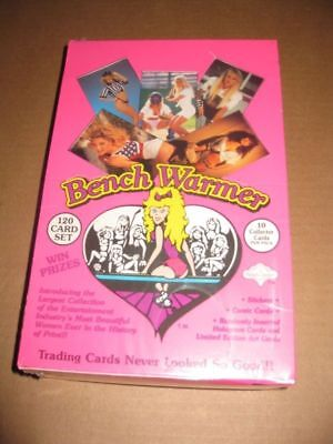 Benchwarmer 1992 Series 1 Trading Card Box
