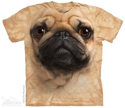 New PUG FACE Youth T Shirt