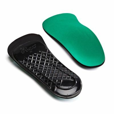 Spenco RX 3/4 Length Orthotic Arch Supports | Firm Mid-Foot Support