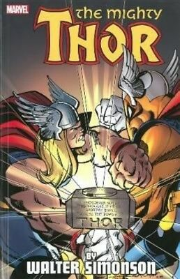 The Mighty Thor, Volume 1 by Walter Simonson Paperback Book (English)