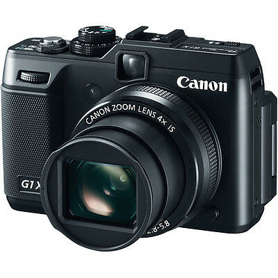 "Canon PowerShot G1 X 14.3MP 3"" LCD Digital Camera New"