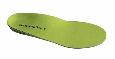 Superfeet Wide Fit Green Insoles | Legendary Support & Performance