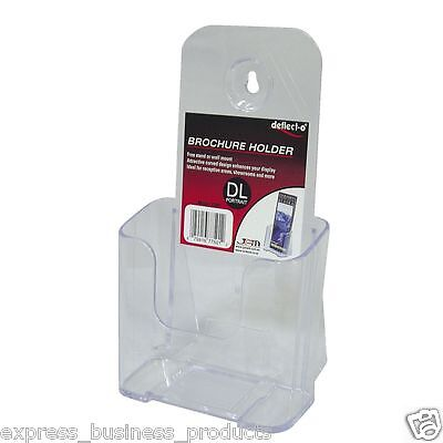 6 Pack DL Size Flyer/Menu/Brochure Holder - JP77501