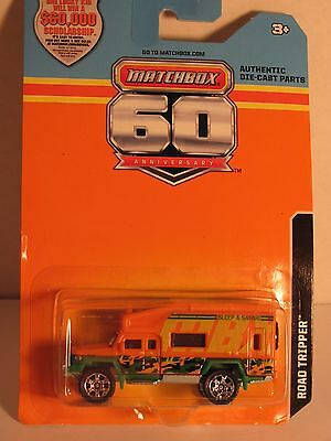 Contemporary Manufacture Matchbox Side Tracker with scorpion Real