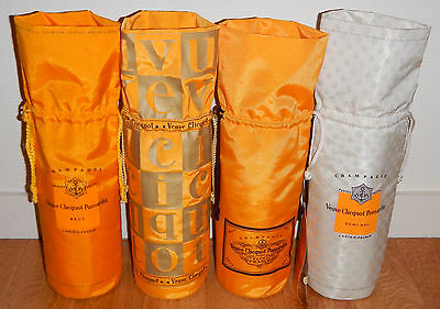 Champagne Veuve Clicquot Ponsardin: 4 Coolbags, Rare and Older Vintage Series