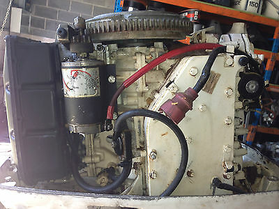 70hp Johnson Outboard Powerhead