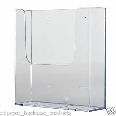 A4 Brochure Holder Wall Mounted - JP39610