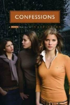 Confessions by Kate Brian (English) Paperback Book Free Shipping!