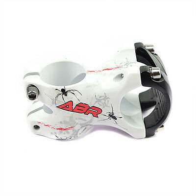ABR Alloy MTB Mountian / Road Bike Bicycle Cyling Bici Stem 31.8 x 50mm - White