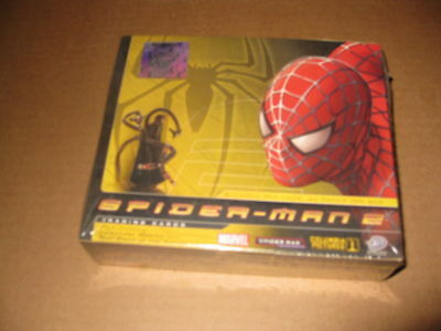 Spider-man 2 Movie Trading Card Box