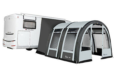 Starcamp Traveller AIR Weathertex Charcoal Size 1 Drive away Motorhome Awning