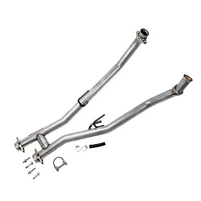 BBK Performance 1562 Off Road H-Pipe - 1994-1995 Mustang 5.0L w/ Shorty Headers