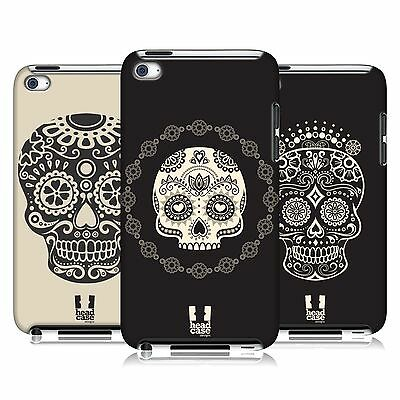 HEAD CASE CALAVERAS DE AZUCAR BACK CASE COVER FOR APPLE iPOD TOUCH 4G 4TH GEN