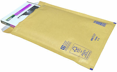 10 Arofol AR04 DVD Sized Mailer Padded Envelopes Bags