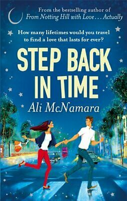 Step Back in Time by McNamara, Ali Book The Cheap Fast Free Post