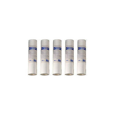 """5 x 10"""" PP Sediment Filter 5 Micron Water Filter Purifier Reverse Osmosis"""